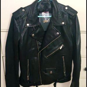 BLK DNM Leather Jacket